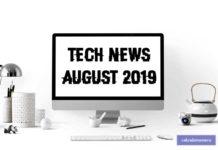 Știri din tehnologie – august 2019