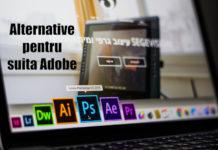 Alternative gratuite pentru suita Adobe