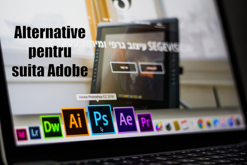 Alternative pentru suita Adobe