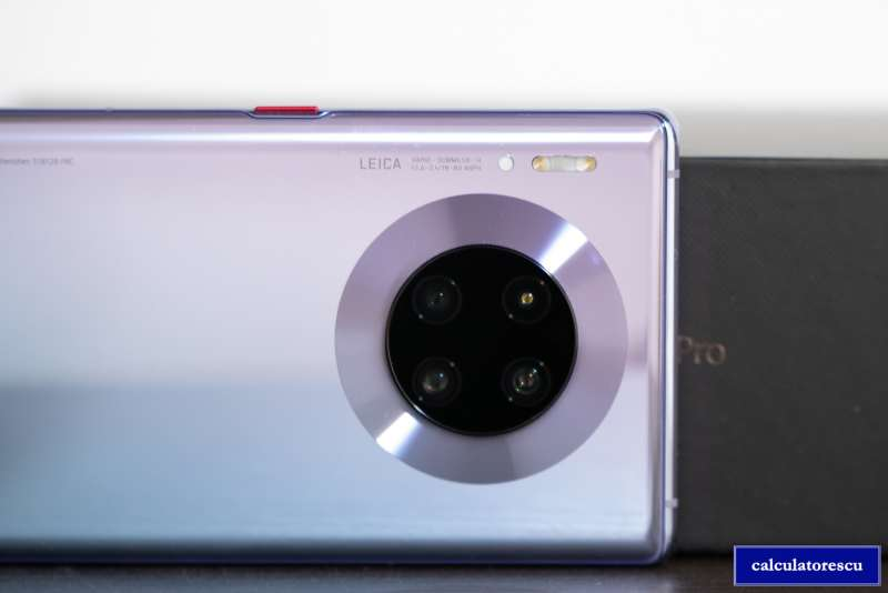 Huawei Mate 30 Pro camere foto