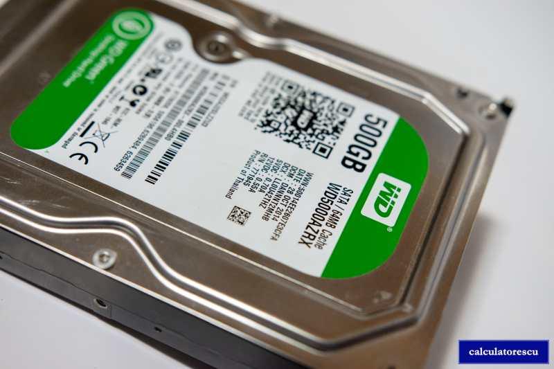 componentele calculatorului HDD