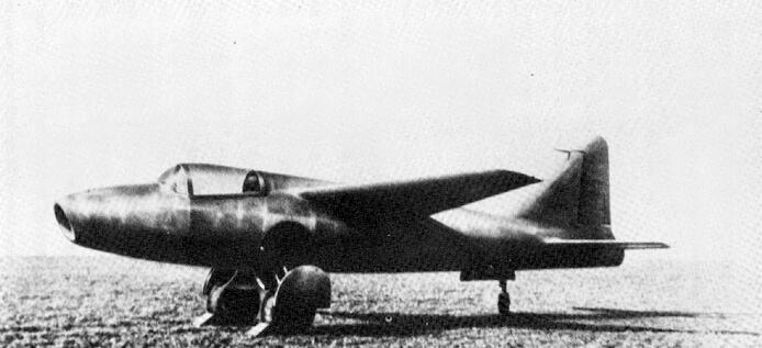 heinkel he 178 avion cu reactie