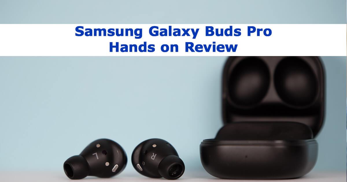 Samsung Galaxy Buds Pro păreri